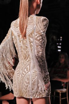Balmain Spring 2012 Ready-to-Wear - Details - Gallery - Style.com