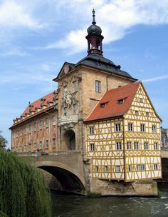 Bamberg, Bavaria German cities not damaged during WW2 nor afterwards by the Soviets - SkyscraperCity