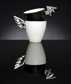 Platinasiipi | mukit | mugs | 2,5 dl
