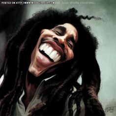 Wittygraphy is the largest network of caricaturists and caricature fans promoting the art of caricature and to purchase caricature services Bob Marley, Funny Caricatures, Celebrity Caricatures, Celebrity Drawings, Satire, Wtf Face, African American Art, Illustrations, Funny Art