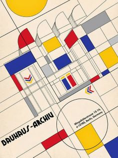 Bauhaus Archiv Illustration