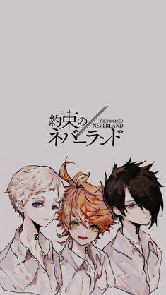 ノラガミ — ➳ The Promised Neverland ↳ wallpaper's (mangá) ↳. Otaku Anime, Manga Anime, Anime Art, Fanarts Anime, Anime Characters, Animes Wallpapers, Cute Wallpapers, Poster Anime, Cute Anime Wallpaper