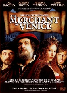 Al Pacino, Jeremy Irons, Joseph Fiennes, and Lynn Collins in The Merchant of Venice Samuel Beckett, Al Pacino, Zuleikha Robinson, Kris Marshall, Lynn Collins, August Strindberg, Joseph Fiennes, The Merchant Of Venice, Jeremy Irons