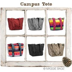 """""""Campus Tote 
