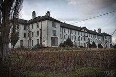 Hellingly Hospital Lunatic Asylum   Urbex: Denbigh Lunatic Asylum aka North Wales Hospital, Denbighshire ...