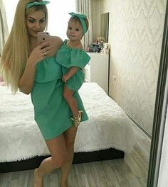 adorable mommy and me outfits