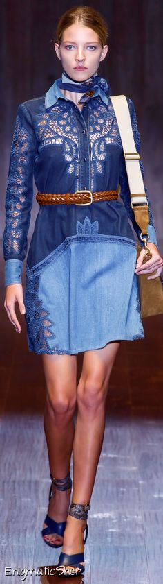 Gucci Spring Summer 2015 Ready-To-Wear
