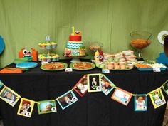 Hostess with the Mostess® - Little Monster 1st Birthday