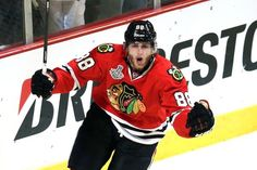 Patrick Kane's two goals power 3-1 victory, puts Blackhawks win away from Stanley Cup