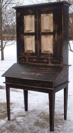 Primitive desk - I need this!