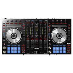 Pioneer released their new DDJ-SX Serato controller last week - it's amazing isn't it? #djequipment #pioneer #dj