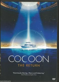 Cocoon 2: The Return (DVD, 2004)  Don Ameche, Wilford Brimley, Hume Cronyn