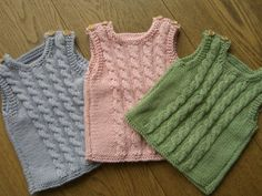 Fashion and Lifestyle Crochet Baby Sweaters, Baby Sweater Knitting Pattern, Knit Vest Pattern, Baby Knitting Patterns, Knitted Baby, Baby Girl Vest, Newborn Crochet, Girls Sweaters, Pink