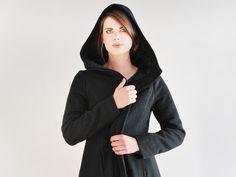 M.E.G.A.N maxi coat von Femkit auf DaWanda.com