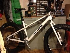 On-One Fat bike #fatbike #bicycle
