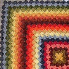 Wool-eaters blanket.