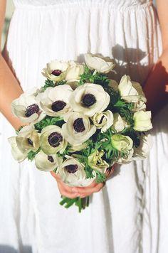 anemones bouquet