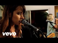 Warpaint - Undertow (Yours Truly Sessions) - YouTube