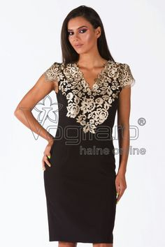 Plus Size, Formal Dresses, Casual, Fashion, Embroidery, Dresses For Formal, Moda, Formal Gowns, Fashion Styles