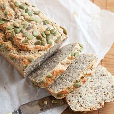 Delicious and all up it takes just over an hour!  Including rising time, this is a brilliant recipe for bread.