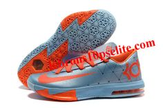 save off d90cf dee87 Nike Zoom KD 6 Beige Orange Shoes are cheap sale on our store. Welcome to  kickshost online store buy discount kd 6 beige orange shoes.