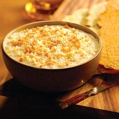 Baked Tre Stelle Asiago Dip offers a wonderful depth of flavour making it a go-to appetizer everyone will love! Crab Appetizer, Finger Food Appetizers, Appetizer Recipes, Snack Recipes, Snacks, Finger Foods, Yummy Recipes, Cheese Recipes, Baking Recipes