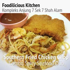 #bestseller #southernfriedchickenchop #combo #spicy #seafoodolio #foodiliciouskitchen #shahalam #halal #westernfood #jjcmtv3