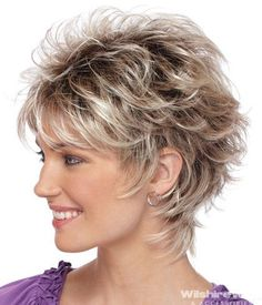 Short Hairstyles For Frizzy Hair Extraordinary Hairstyles For Short Thick Wavy Coarse Hair On Pinterest  Thick