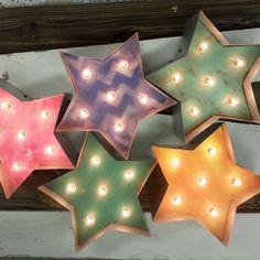 Kaleidoscope Stars Marquee | dotandbo.com