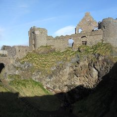 Check out this slideshow Daydreaming at Dunluce Castle in this list The Best of Northern Ireland