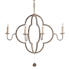 """A picture from the gallery """"Choosing the Perfect Chandelier for Your Home"""". Click the image to enlarge."""