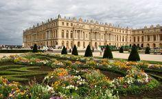 The amazing buildings of Versailles are a short trip outside Paris, and not to be missed in springtime.Tupungato/Dreamstime.com (From: Photos: Paris in Spring)