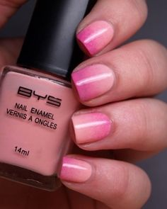 Ombre Nails - Ombre Manicure