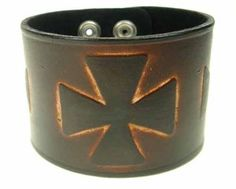Google Image Result for http://jewelry-sale.joanjewelry.com/pic/65/brown-leather-cuff-embossed-bracelet-2-wide-19b1132.jpg