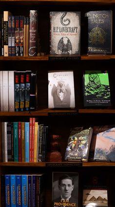 Lovecraft Fiction and Non-Fiction - ShelfDig.com