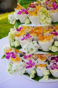 Cupcake sulla torta di nozze? più scelta e comodità!