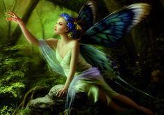 Celeste Smith - high resolution wallpapers widescreen fairy - 1920x1343 px