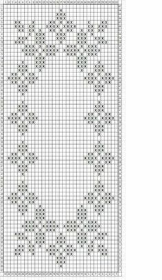 filet crochet New crochet bookmark tutorial charts ideas Crochet Table Runner Pattern, Crochet Lace Edging, Crochet Doily Patterns, Crochet Tablecloth, Crochet Doilies, Crochet Stitches, Cross Stitch Designs, Cross Stitch Patterns, Filet Crochet Charts