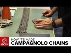 See a bike chain come to life