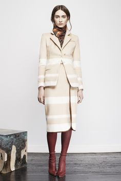 Altuzarra Pre-Fall 2014 - Review - Fashion Week - Runway, Fashion Shows and Collections - Vogue