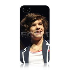 Get closer to One Direction, the biggest boy band in Britain, and one of its members Harry Styles, who have electrified pop fans and have ensnared the imagination of millions of teenage girls, with our exclusive edition of designer Boy Band Back Case.Each case is meticulously molded from gloss coated polycarbonate plastic to perfectly fit your iPhone to deliver a robust stylish back protection. It is crafted to ensure your iPhones functionality w...
