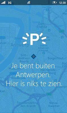 Apps for Antwerp