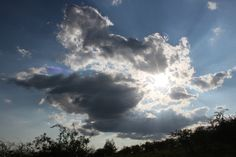 Bright Sun Rays through Dark Clouds, Summer - Public Domain Photos, Free Images for Commercial Use Sun Rays, Public Domain, Free Images, Sunrise, Commercial, Photos, Pictures, Clouds, Bright