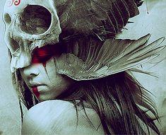 Dark godess by soufiane.idrassi