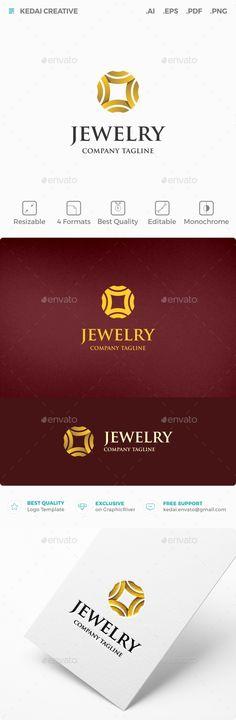 14 best jewelry logo images blog design design shop diamond rh pinterest com