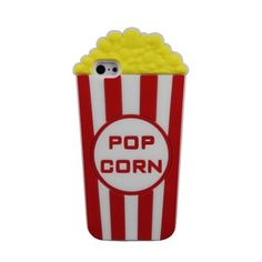 Hot Cute Cartoon Food Soft Silicone Rubber Case Cover Back For Various Phones Cartoon Pop, Cute Cartoon Food, Coque Iphone 4, Iphone 6, Iphone 8 Plus, Apple Iphone, Movie Popcorn, Samsung, Cool Cases