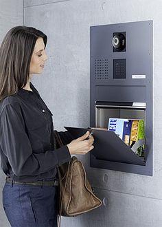 siedle usa video intercom systems classic series. Black Bedroom Furniture Sets. Home Design Ideas