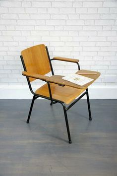 Vintage School/Lecture Chairs - Bring It On Home