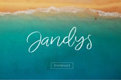 Jandys Script Free Demo is the free version of Jandys Script by Alit Design. This dry brush and elegant style typeface looks so natural