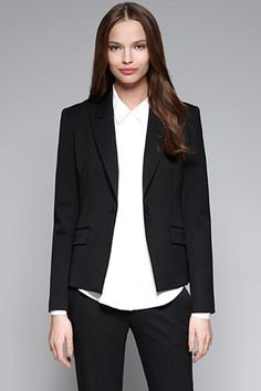 How to find the perfect fall blazer for your life and your body